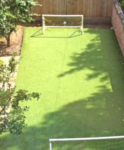 Turf laws - fake grass is the best purchase ever